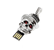 Skull USB 2.0 Flash Drive 64G