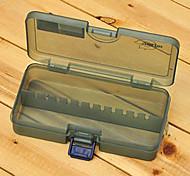 161*91*31MM Army Green Fishing Box Tackle Box
