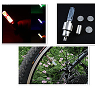 Small Metal Bicycle Wheel Safety Lights
