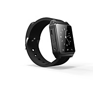 RWATCH M28 Wearable Smartwatch,Message Media Control/Hands-Free Calls/Pedometer for Android/iOS