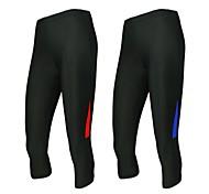 Carrera 3/4 Medias / Traje de compresión / Prendas de abajo MujerTranspirable / Secado rápido / Diseño Anatómico / Listo para vestir /