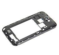 Teléfono celular de reemplazo de la placa media Diseño especial para Samsung Galaxy Nota 2 N7100