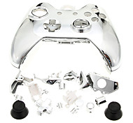 Game Controller Shell voor de Xbox One Silver