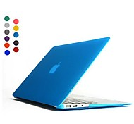 "Colores brillantes polaco embotado Shell Funda para 11.6 ""13.3"" Apple MacBook Air"
