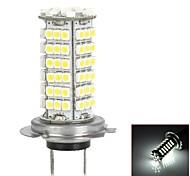 H7  5W 450lm 6000-6500K 102-3528SMD LED Car Turn Signal Light - (2pcs)