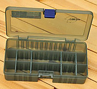 210*118*45MM Army Green Fishing Box Tackle Box
