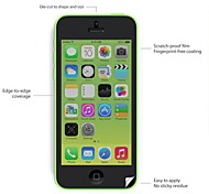 High Quality Anti-fingerprint Screen Protector for iPhone 5C