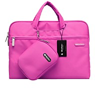 Solid Nylon Full Body Case with Handle Strip for Macbook Air Pro Retina (Assorted Colors)