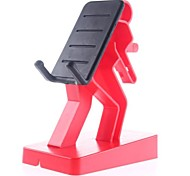 Plastic Mannequin Stand for iPhone and Samsung Galaxy and Other Cellphones