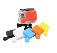 New Colors Protective Silicone Lens Housing Cover for GoPro Hero 3+