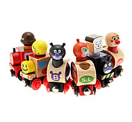 Bread Shape Toy Magnetic Van Carrying People