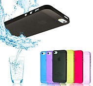 Ultra Thin Transparent Crystal Clear Case for iPhone 5/5S (Assorted Colors)