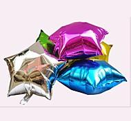 10pcs 10 polegadas de cinco pontos Toy Promoção Star For Birthday Party Wedding infláveis Ballons