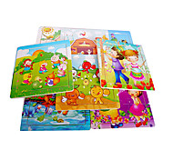 Wooden Puzzles Children's Educational Toys