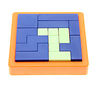 Classic Tangram Creative Pattern-building Puzzles