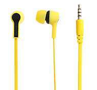 IN-047 3.5mm In-Ear Stereo Headphones with Mic for Samsung&iPhone&Sony&HTC Cell Phones&Tabs