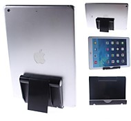 support en plastique pour iPad 2 air Mini iPad 3 Mini iPad 2 iPad iPad mini iPad 4/3/2/1 air (noir)