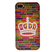 Crown Wand Hard Case für iPhone 4/4s