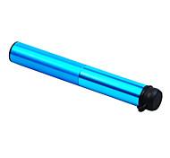 FJQXZ 18CM Tragbare Aluminiumlegierung Blue Bike Pump
