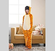 Cute Tiger Kids Kigurumi Pajamas Sleepwear