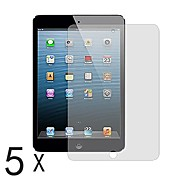 Premium Clear Screen Protector for iPad mini 3 iPad mini 2 iPad mini (5 pcs)