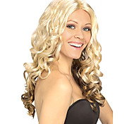 31.65 Inch Capless Long Wavy No Band Synthetic Hair