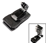 G-416 PANNOVO Fast Release Plate Clamp Flexible Mount w/ J Buckle for GoPro Hero 3+ / 3 / 2 /