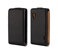 Solid Color PU Leather Full Body Case for LG L5 II (Assorted Color)