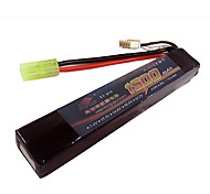 Fire Bull 11.1V 1500mAh 20C Li-poly Rechargable Battery for RC Helicopter