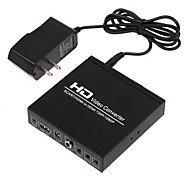 Scart + HDMI a HDMI convertidor