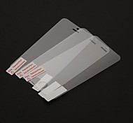 [3-Pack] High Quality Anti-fingerprint Screen Protector for iPhone 5C