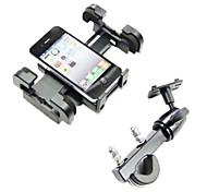 Universale della bici del motociclo di alta qualità 360 gradi giostra per iPhone / cellulare Samsung