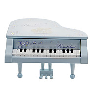 Piano Musical Instrument Toy Presente Musical (azul)