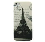 Hard Case Torre busta Motivo per iPhone 5/5S