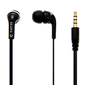 GENIPU GNP-90 In Ear Canal Earphones with Remote Control and Microphone for Iphone6/Iphone6 plus