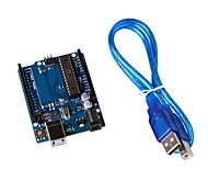 UNO R3 MEGA328P ATMEGA16U2 for (For Arduino) Compatible