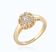 nueva venta caliente de la llegada anillos circón única de las mujeres