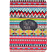 Carpet Hakuna Matata Case for iPad mini 3, iPad mini 2, iPad mini