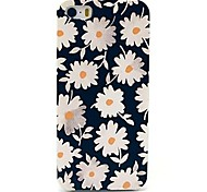 Beautiful Daisies Pattern Hard Case for iPhone 4/4S