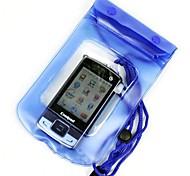 Universal PVC impermeable subacuático correa para el iPhone 5S