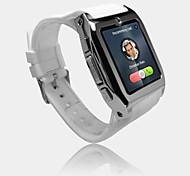 The Best &Multi-functional Bluetooth Companian for Smart Phone GB530 Slim Steel Bracelet JAVA Sliding Touch Screen Watch