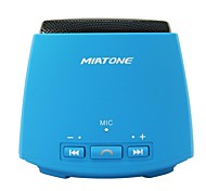 MIATONE® HALO Wireless Bluetooth Portable Speaker with Mircophone for PC and SmartPhone
