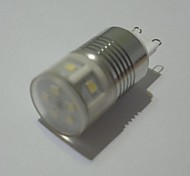 5W G9 LED Corn Lights T 11 SMD 300 lm Warm White Decorative AC 85-265 V