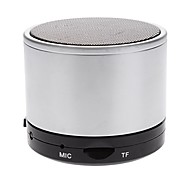 S10 MP3 Function Mini Bluetooth Speaker with TF Mic Port (Assorted Color)+ 4GB TF Card Free Gift