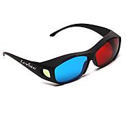 le-visão azul miopia óculos 3d vermelhas gerais para computador televisão móvel