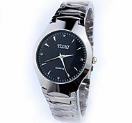 Men's Fashion Gentlemen Waterproof Quartz Wrist Watch