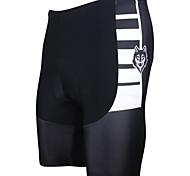PALADIN® Cycling Padded Shorts Men's Breathable / Ultraviolet Resistant / 3D Pad Bike Shorts / Padded Shorts/Chamois / BottomsPolyester /