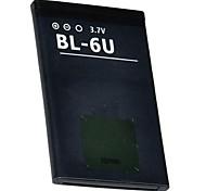 750mAh batteria BL-6U Li-Ion per nokia 8820