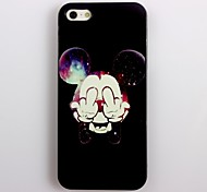 Cartoon-Design Aluminium Hard Case für iPhone 4/4S