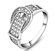 Genuine 925 Fine Jewelry Rings Unisex Charm Engagement Solid Sterling Silver Brand  Ring
